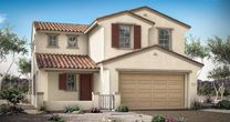 Ridgeview at Skye Canyon by Woodside Homes in Las Vegas Nevada