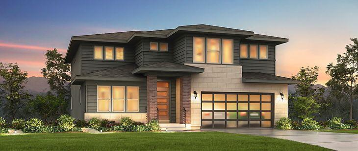 Hampton Estate - Elevation D