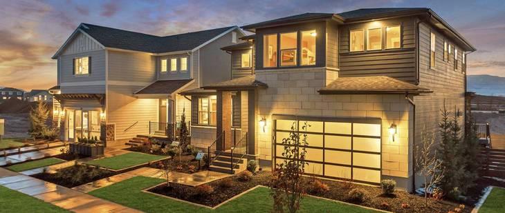 waters edge cascade in vineyard ut new homes floor plans by