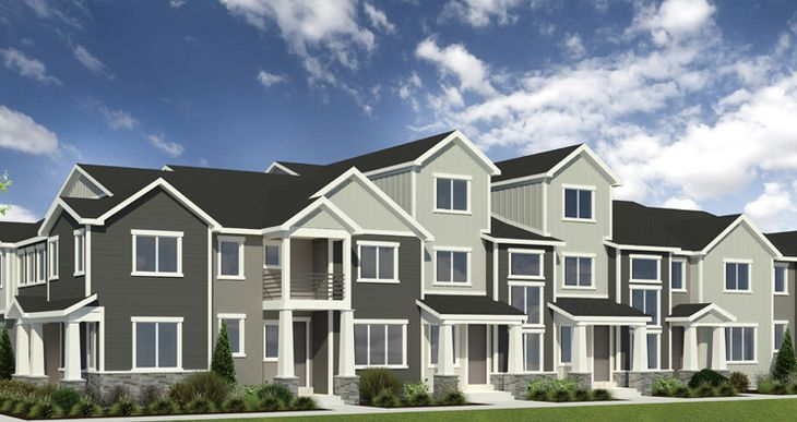 Elevation:Woodside Homes - Washington - DRL