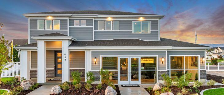 Woodside Homes Crestwood Estates