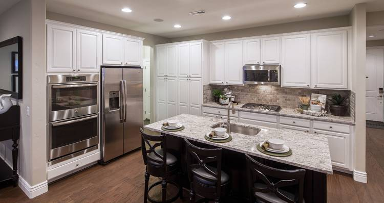 Kitchen featured in the Gala II- SWP By Woodside Homes in Salt Lake City-Ogden, UT