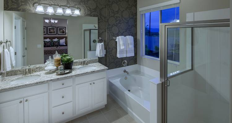 Bathroom featured in the Gala II- SWP By Woodside Homes in Salt Lake City-Ogden, UT
