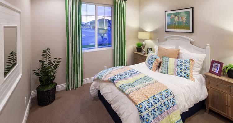 Bedroom featured in the Gala II- SWP By Woodside Homes in Salt Lake City-Ogden, UT
