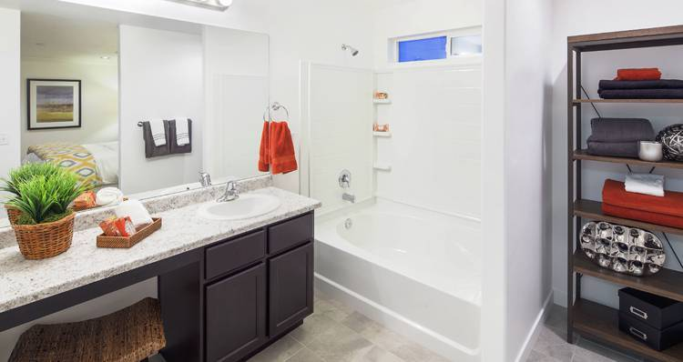 Bathroom featured in the Stonebrook II- SW By Woodside Homes in Salt Lake City-Ogden, UT