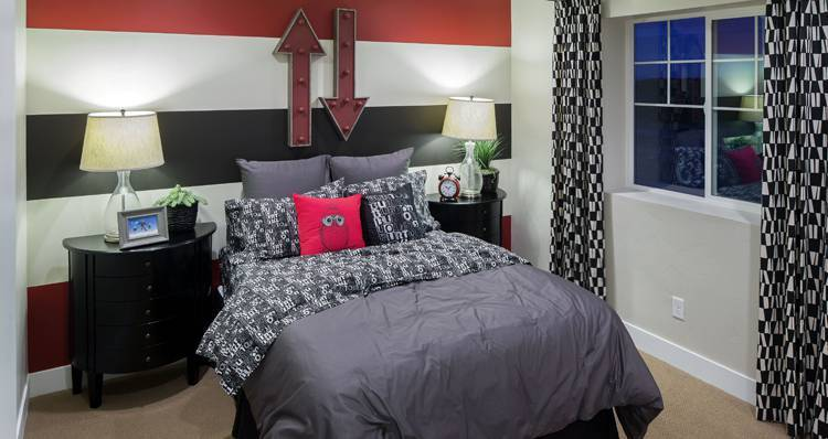 Bedroom featured in the Banyan- SWP By Woodside Homes in Salt Lake City-Ogden, UT