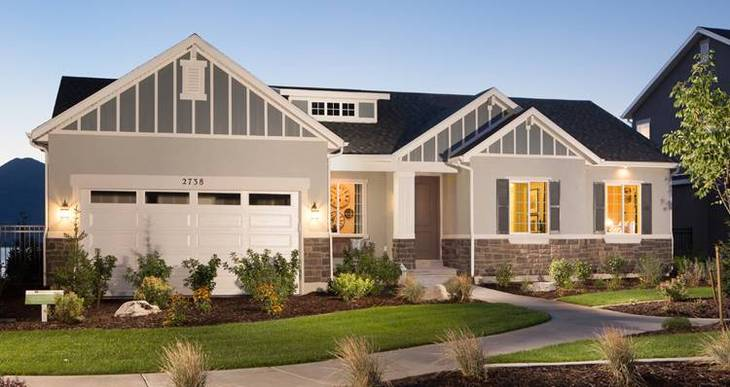 Elevation:Woodside Homes - Whitmore-LTC