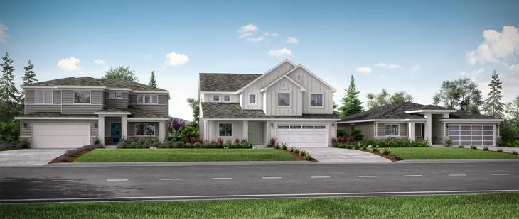 Crestwood Estates In Roy, UT, New Homes & Floor Plans By