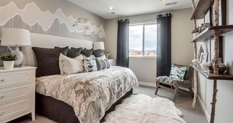 Bedroom featured in the Addison - SCG By Woodside Homes in Provo-Orem, UT