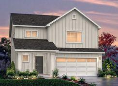 SCV - Spruce - Vista at Stonecreek: American Fork, Utah - Woodside Homes