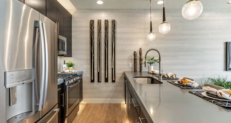 Kitchen featured in the Madison - DRL By Woodside Homes in Salt Lake City-Ogden, UT