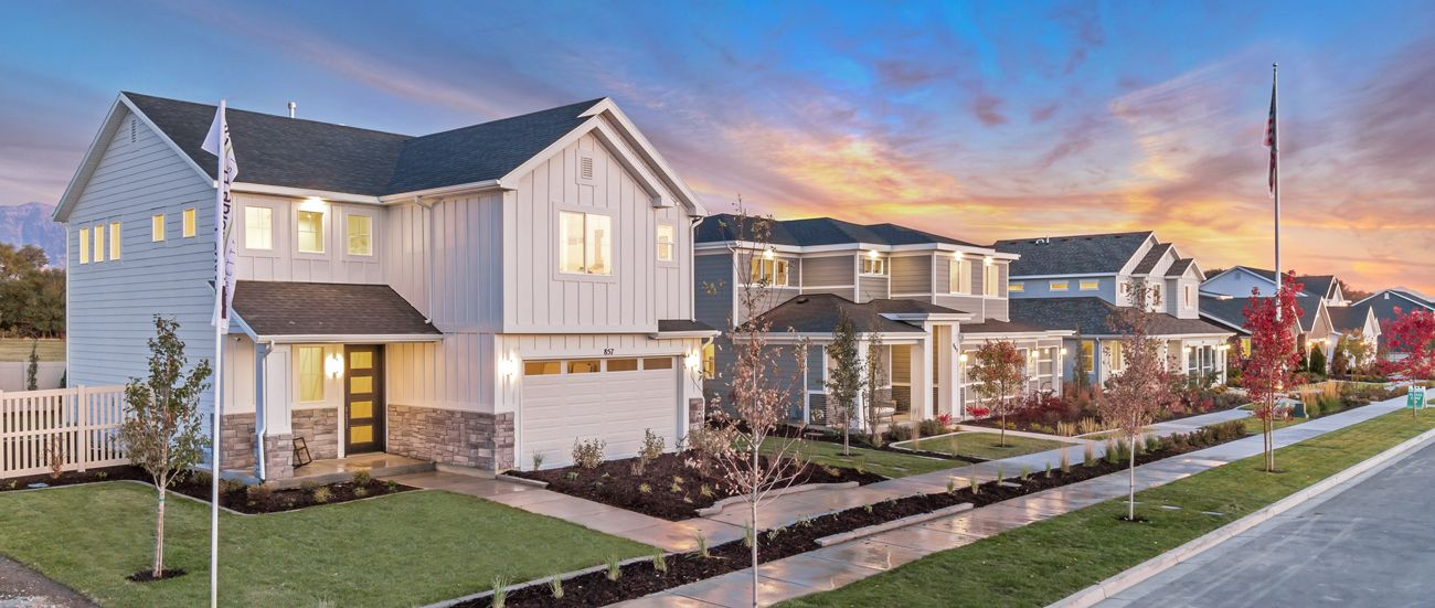 'Vista at Stonecreek' by Woodside Homes - Salt Lake in Provo-Orem