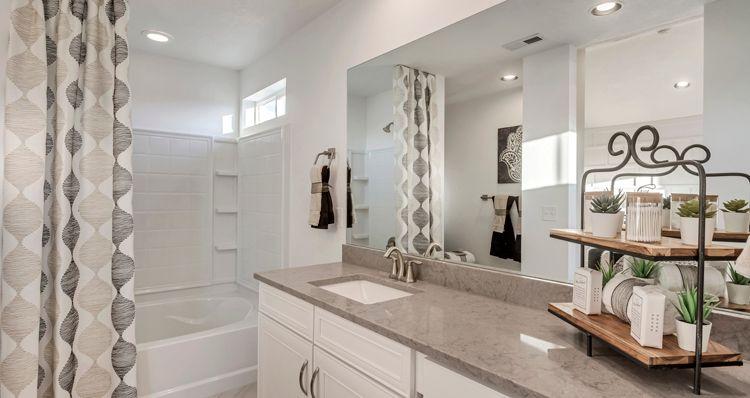 Bathroom featured in the SCV - Gambel Oak By Woodside Homes in Provo-Orem, UT