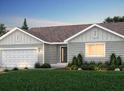 Lot 2535 - Sagecr - Lakeside at Talons Cove: Saratoga Springs, Utah - Woodside Homes