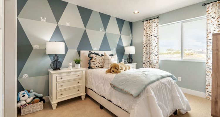 Bedroom featured in the Washington - DRL By Woodside Homes in Salt Lake City-Ogden, UT