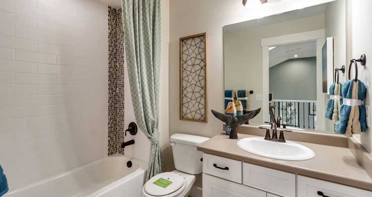 Bathroom featured in the Washington - DRL By Woodside Homes in Salt Lake City-Ogden, UT