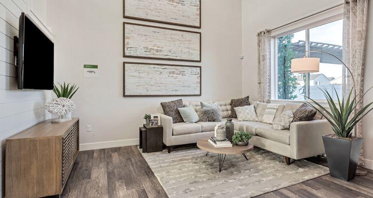 Living Area featured in the Gambel Oak - SWS By Woodside Homes in Salt Lake City-Ogden, UT