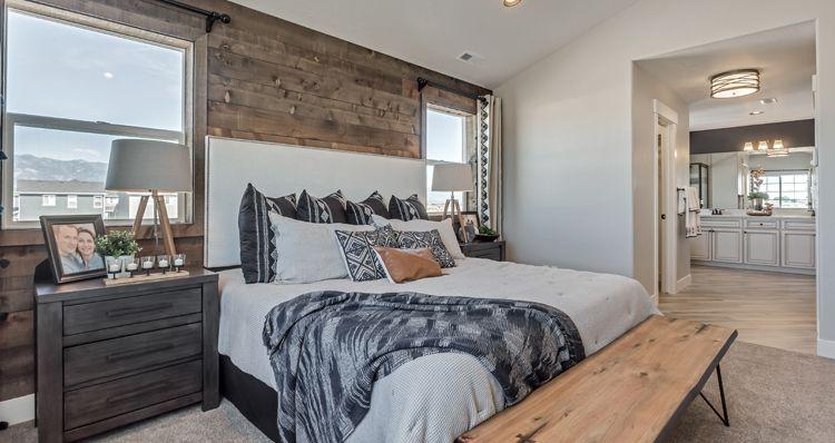 Bedroom featured in the Aspen - SWS By Woodside Homes in Salt Lake City-Ogden, UT