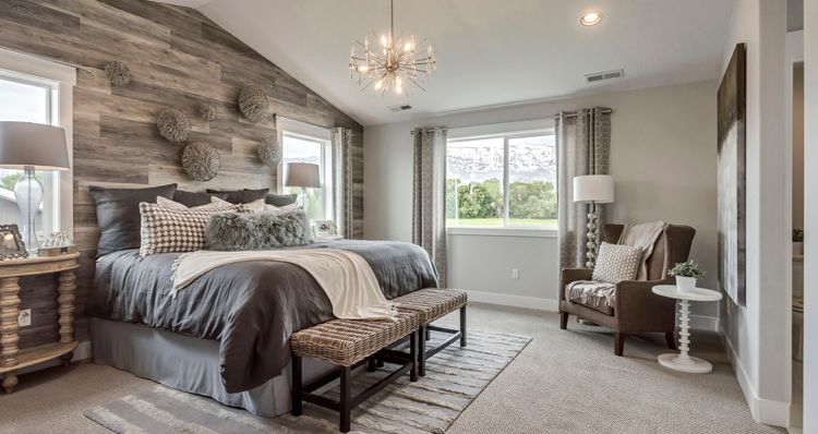 Bedroom featured in the Waterford - SCP By Woodside Homes in Provo-Orem, UT