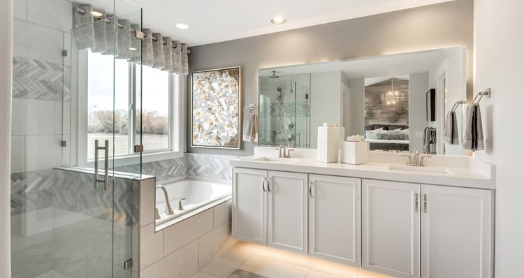 Bathroom featured in the Waterford - SCP By Woodside Homes in Provo-Orem, UT