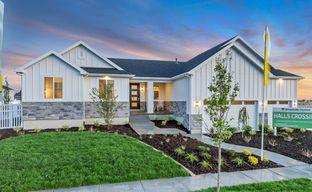 Halls Crossing by Woodside Homes in Salt Lake City-Ogden Utah