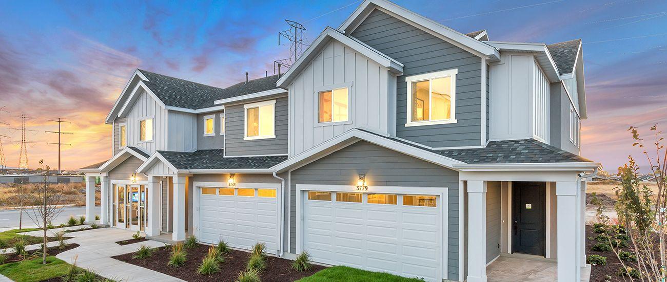 'Enclave at Salt Point' by Woodside Homes - Salt Lake in Salt Lake City-Ogden