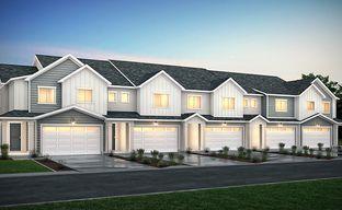 Enclave at Salt Point by Woodside Homes in Salt Lake City-Ogden Utah