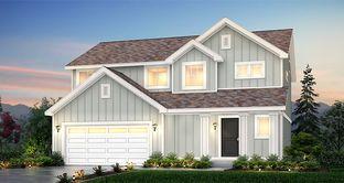 Lot 2528 - Amesbu - Lakeside at Talons Cove: Saratoga Springs, Utah - Woodside Homes
