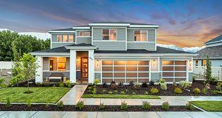 Hampton Estate - - Grandeur at Stonecreek: American Fork, Utah - Woodside Homes