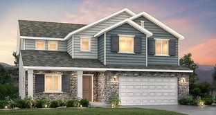 Lot 9912 - Hampto - Still Water Haven: Syracuse, Utah - Woodside Homes