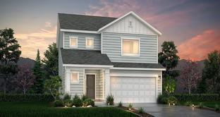 Lot 6 - Spruce - Vista at Salt Point: West Haven, Utah - Woodside Homes