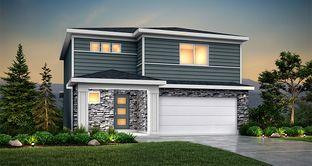 Elm - SLB - Bayview at Shoreline: Syracuse, Utah - Woodside Homes