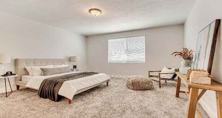 Bedroom featured in the Lot 2535 - Sagecr By Woodside Homes in Provo-Orem, UT