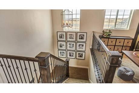 Stairway-in-Amesbury- BKF-at-Brookfield-in-Clinton