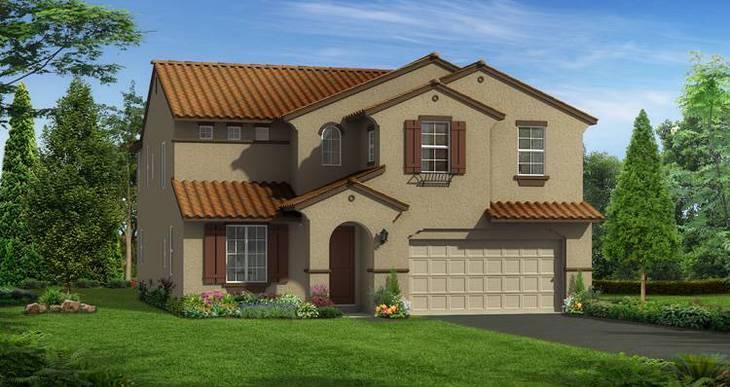 Elevation:Woodside Homes - Kingsley