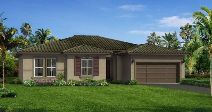 Elevation:Woodside Homes - Pinebrook
