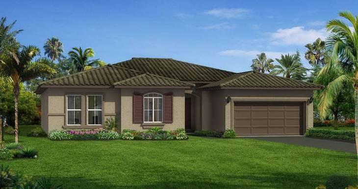 Elevation:Woodside Homes - Pinebrook