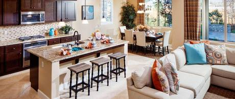 Woodside Homes Floor Plans the terraces at quail run in hanford, ca, new homes & floor plans