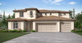 Olympia - Lot 103 - Ridge Creek Estates: Dinuba, California - Woodside Homes