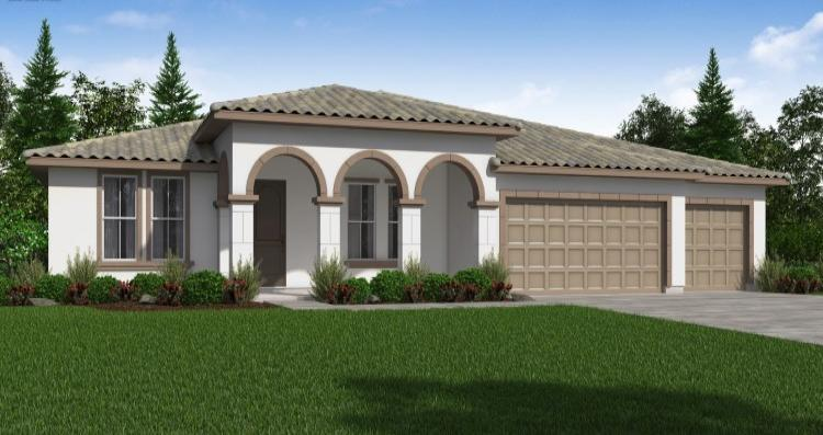 New Construction Homes Plans In Hanford Ca 278 Homes