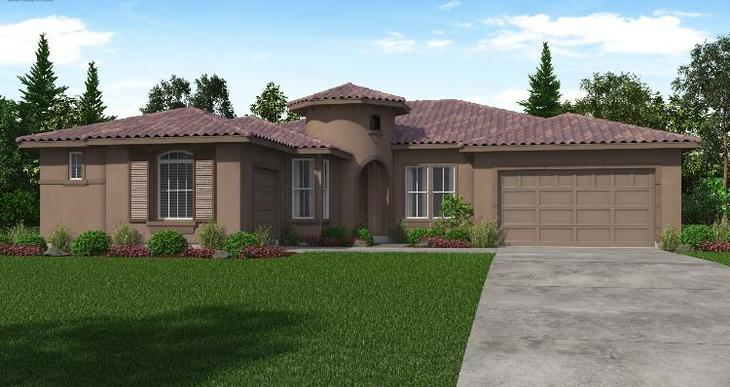 Elevation:Woodside Homes - Savannah