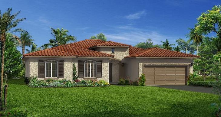 Elevation:Woodside Homes - Hillsdale-4045