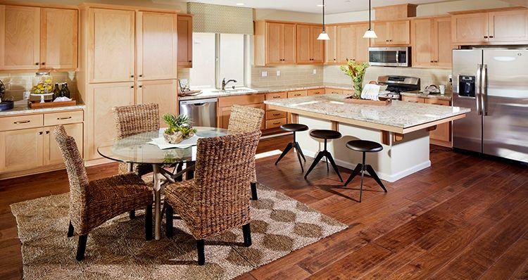 Kitchen-in-Abington-at-Northampton-in-Bakersfield
