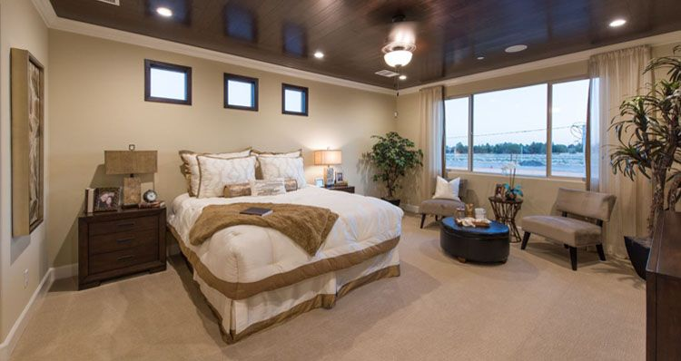 Bedroom featured in the Shenandoah By Woodside Homes in Bakersfield, CA