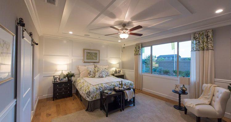 Bedroom featured in the Denali By Woodside Homes in Visalia, CA