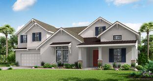 The Oak Barn w/ B - Red Porch Series at Farmstead: Clovis, California - Woodside Homes