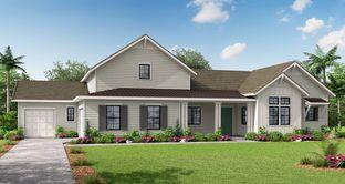 The Ashdene - Red Porch Series at Farmstead: Clovis, California - Woodside Homes