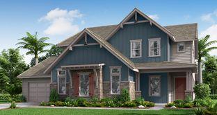The Chateau - Ivy Gate Series at Farmstead: Clovis, California - Woodside Homes
