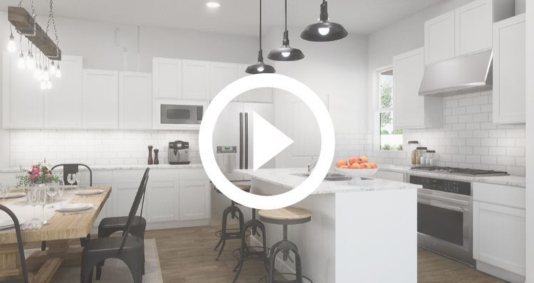 Kitchen featured in the Gwendolen By Woodside Homes in Fresno, CA
