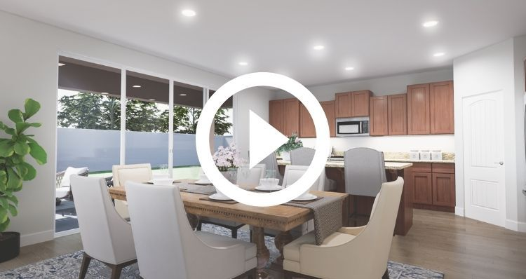 Living Area featured in the Bianca By Woodside Homes in Fresno, CA